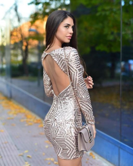 dresses 33 - בנות בשמלות צמודות (45 תמונות)