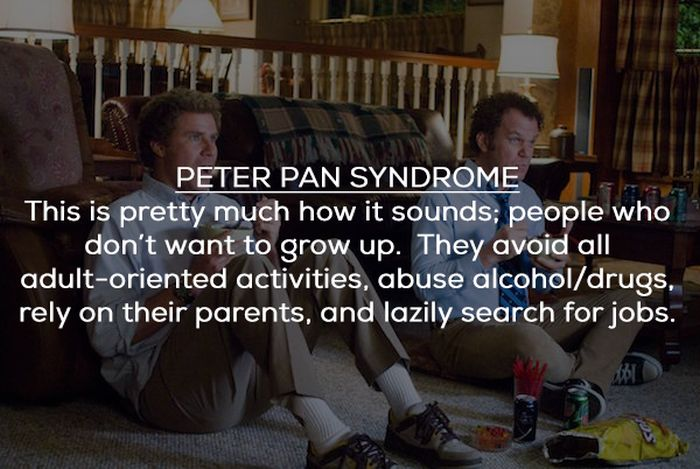 Psychological Conditions Named After Book Characters (14 pics)