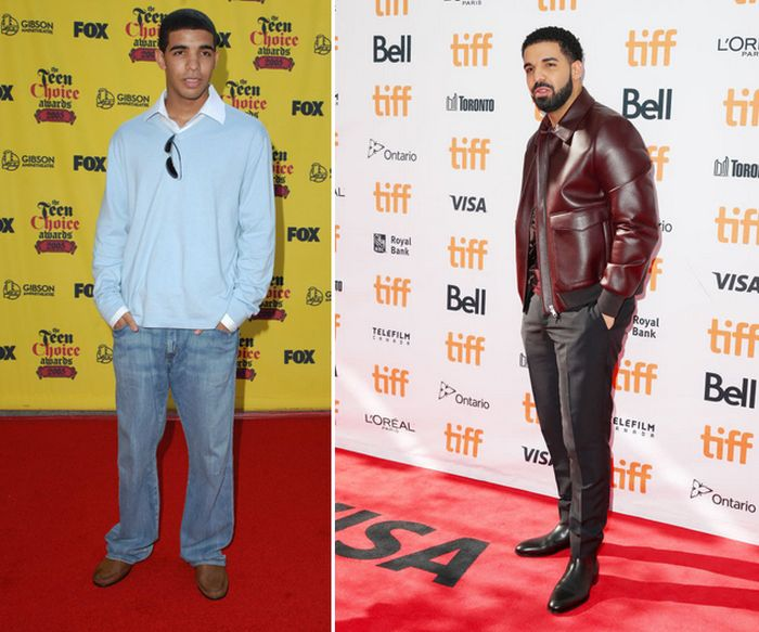 Pop Stars When They Appeared On Their First Red Carpets (24 pics)