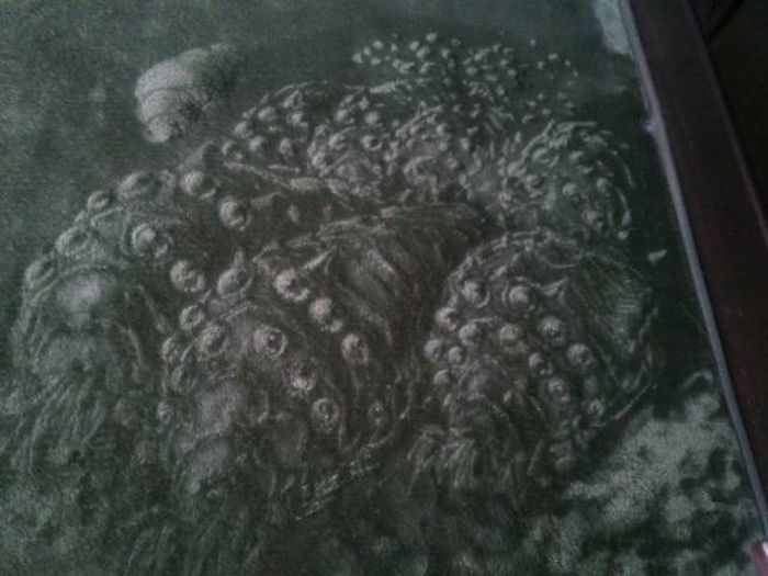 Amazing Carpet Drawings (29 pics)