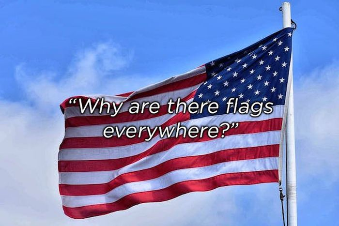 What Foreigners Don't Understand About America (20 pics)