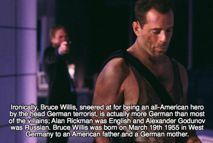 Facts About Die Hard (18 pics)