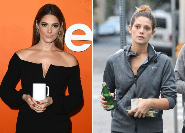 Celebs in Real Life (17 pics)