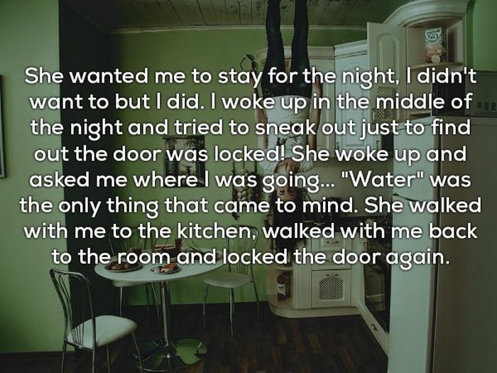 One Night Stands Gone Wrong (14 pics)
