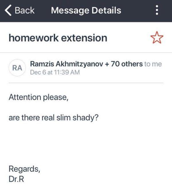 Teacher Emails (26 pics)