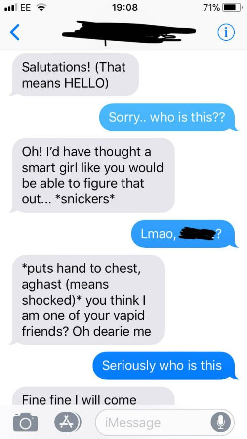 This Guy Is Not Used To Being Turned Down (4 pics)