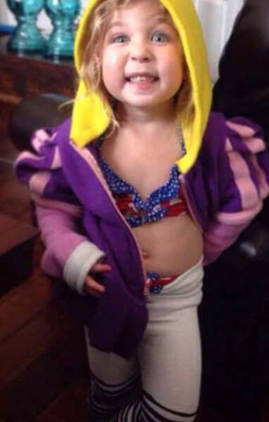 When Kids Dress Up How They Want To (27 pics)