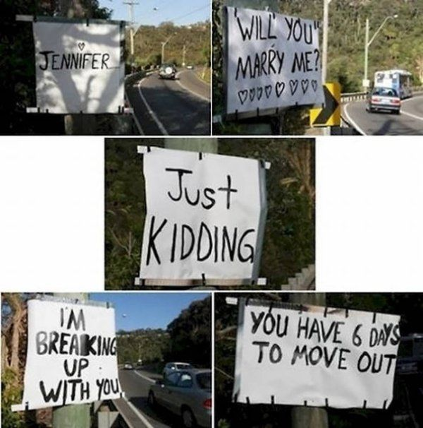 Brutal Breakups (29 pics)
