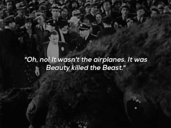 Epic Final Lines In Film History (17 pics)