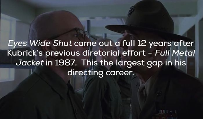 Eyes Wide Shut Facts (20 pics)