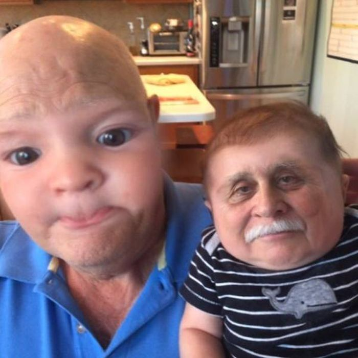 Funny Face Swaps (37 pics)