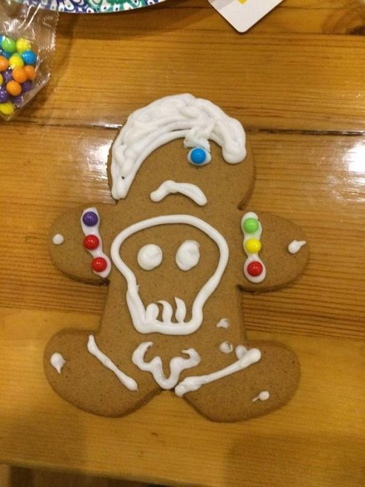 Funny Gingerbreads (24 pics)