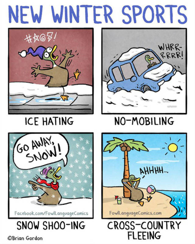 Pictures About Winter (46 pics)