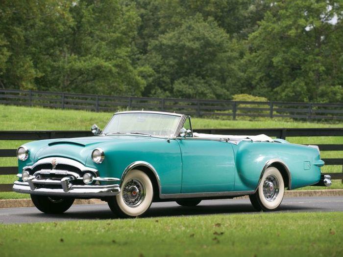 Beautiful American Cars (37 pics)