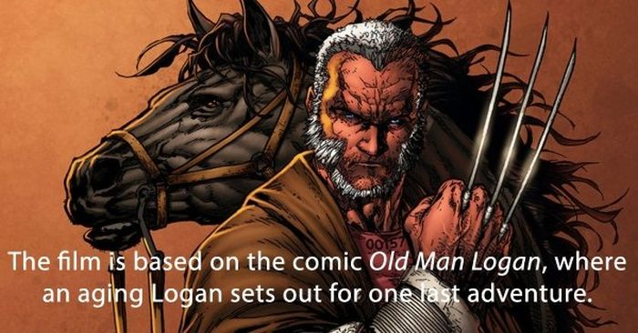 Facts About 'Logan' (13 pics)
