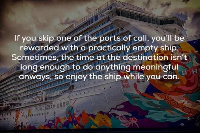 Facts About Cruise Ships (24 pics)