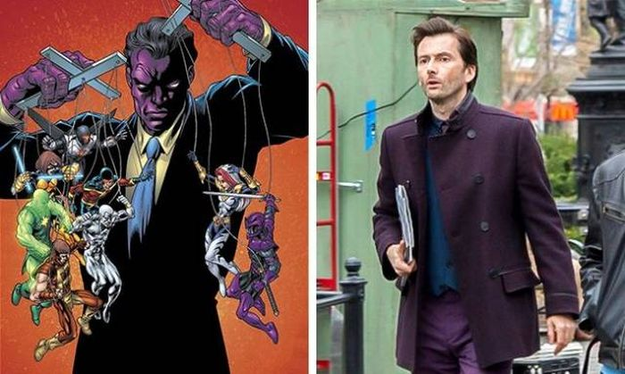 Comic Heroes Look Different In The Movies (15 pics)