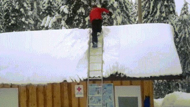 Fails With Happy Ends (24 gifs)