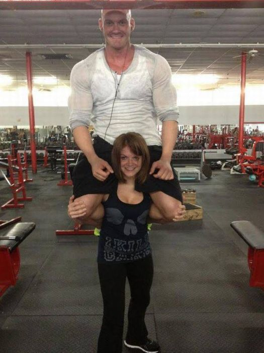 When Women Are Stronger Than Men (45 pics)