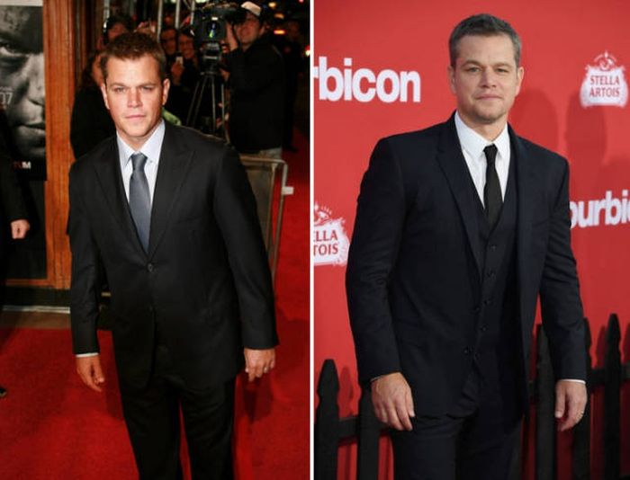 Actors In 2007 And 2017 (25 pics)