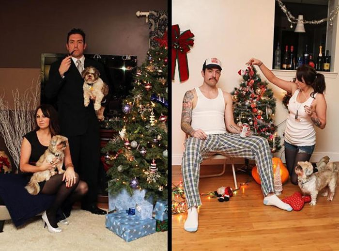 Bizarre Family Christmas Cards (15 pics)