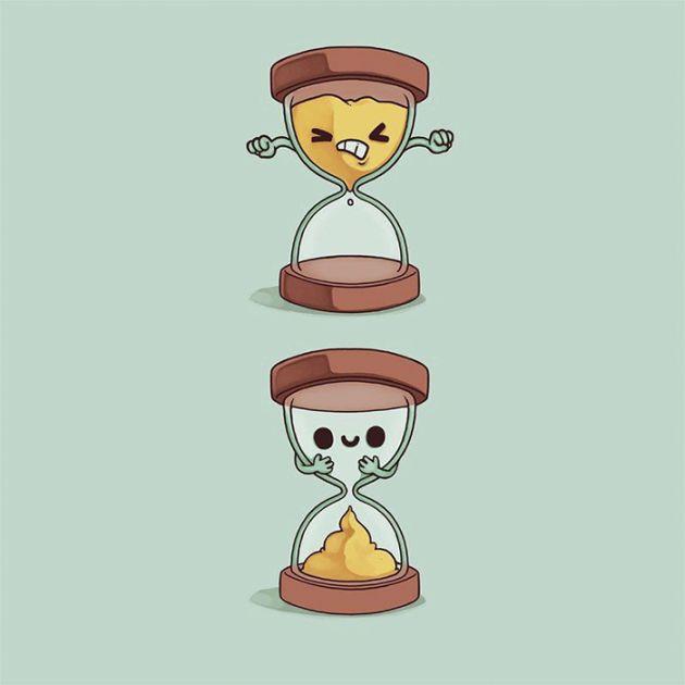 Funny Illustrations By Spanish Artist Nacho Diaz (30 pics)
