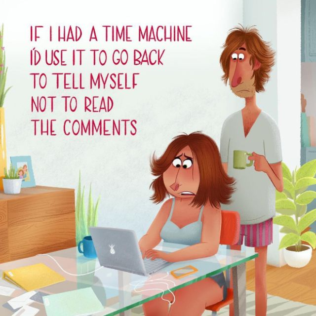 Artist Illustrates Things He Has Accidentally Overheard (15 pics)