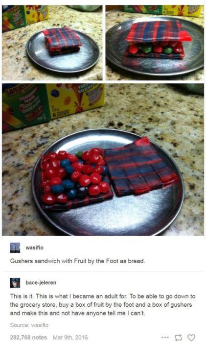 Childhood Snacks Memes (13 pics)