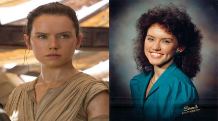 """Younger Version Of """"Star Wars"""" Cast (37 pics)"""