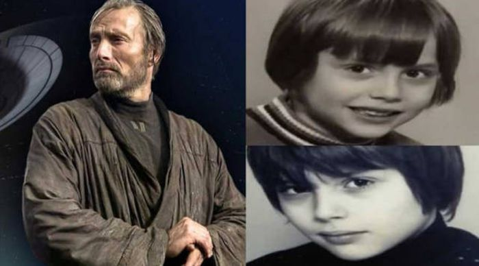 "Younger Version Of ""Star Wars"" Cast (37 pics)"