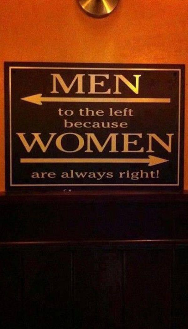 Men And Women Will Battle Forever (32 pics)