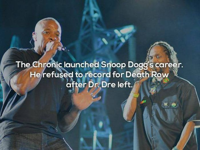 Facts About Dr. Dre (25 pics)