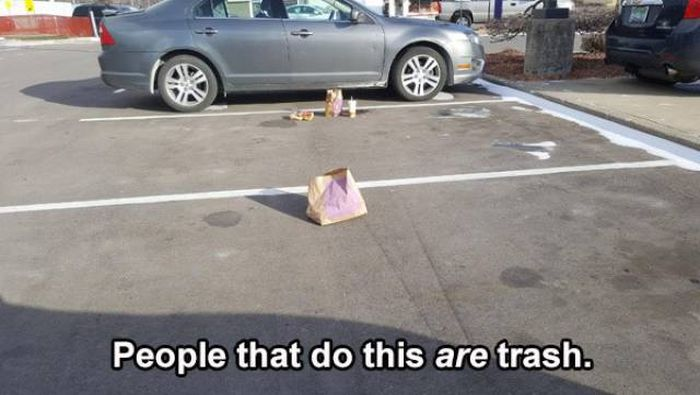 It's So Trashy (46 pics)