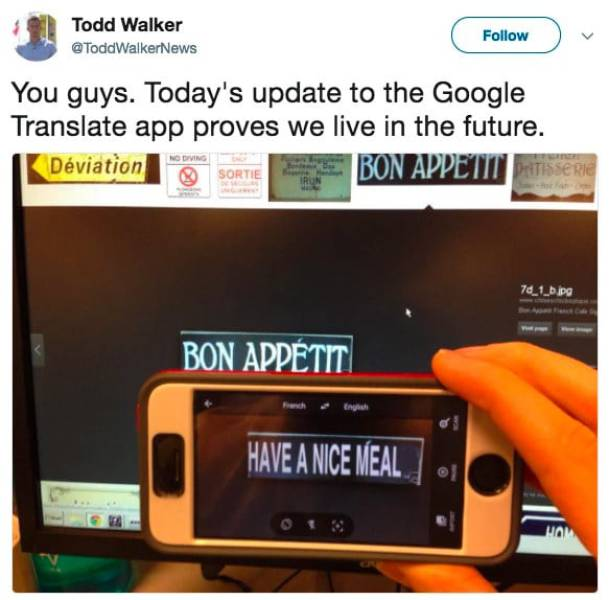Future Is Already Here (20 pics)
