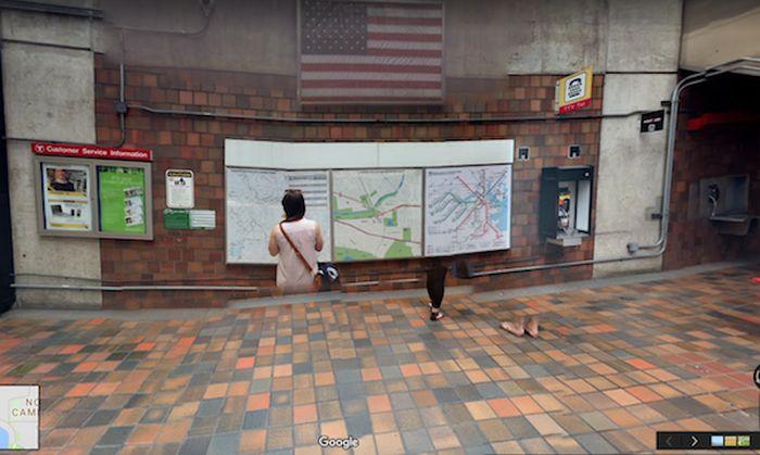 Glitches in Google Maps (22 pics)