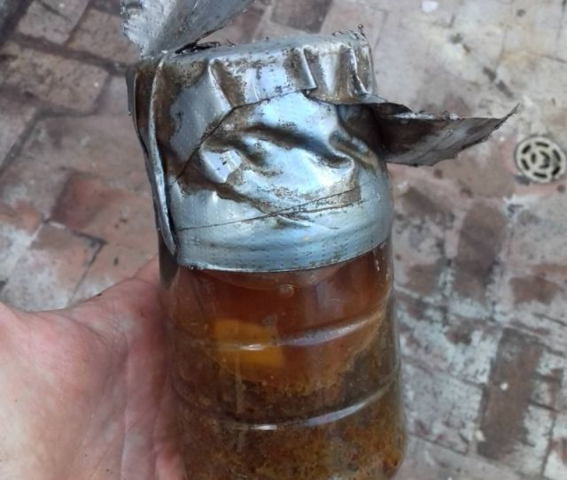 A Jar Buried By Some Sorcerer (5 pics)