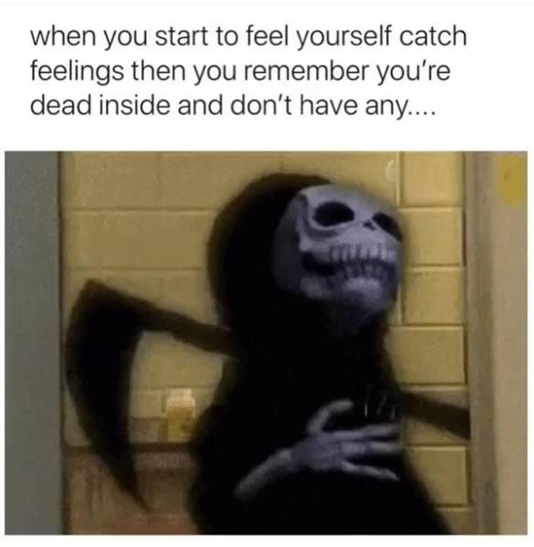 Nobody's Going To Catch Feelings Around Here (39 pics)