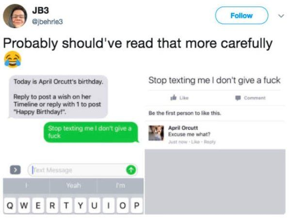 Texting Fails (30 pics)
