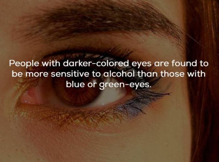 Interesting Facts About Human Body (25 pics)