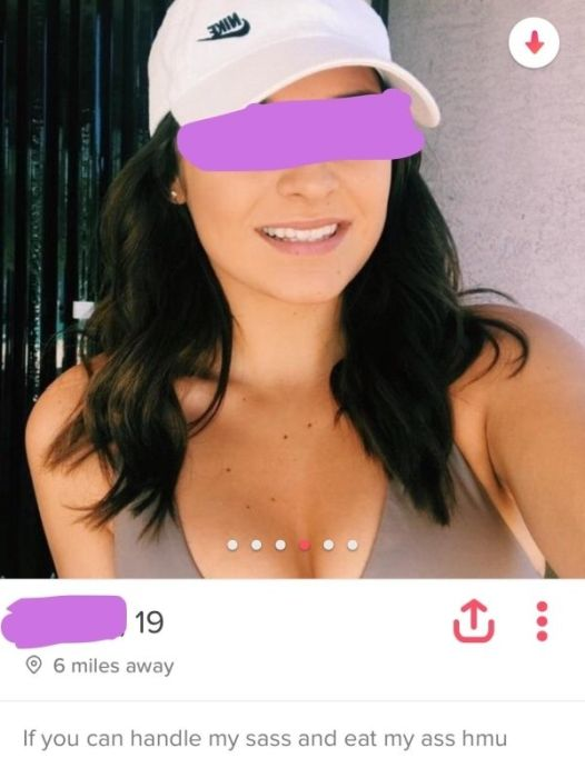 Crazy Stuff On Tinder (25 pics)