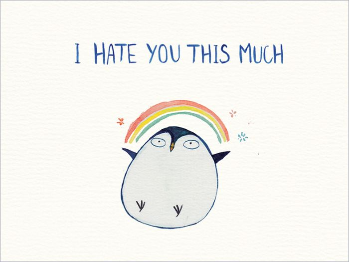 Postcards For People You Hate (13 pics)