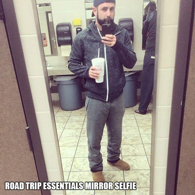 Guys Doing Women's Instagram Parodies (14 pics)