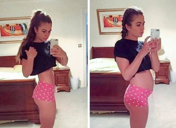 Making Perfect Bodies For Instagram (22 pics)