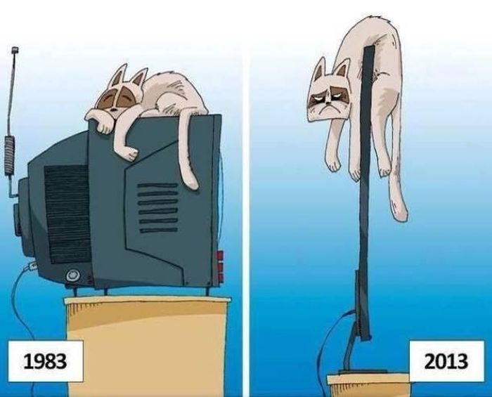 Then And Now (24 pics)