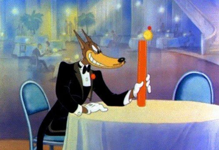 Tex Avery Cartoons (17 gifs)