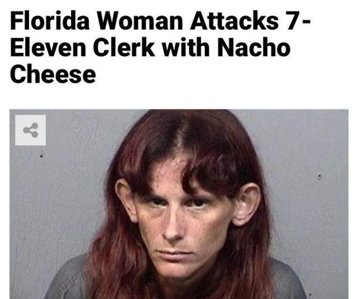 Florida Is A Very Weird Place. Part 2 (45 pics)