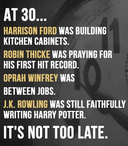 Your Daily Dose Of Motivation (30 pics)