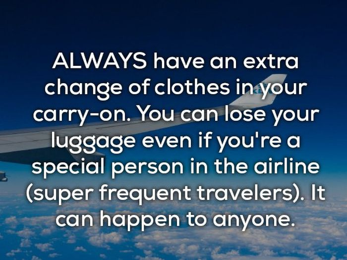 Useful Travel Hacks (13 pics)
