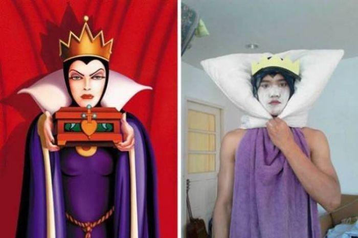 Funny Costumes (20 pics)