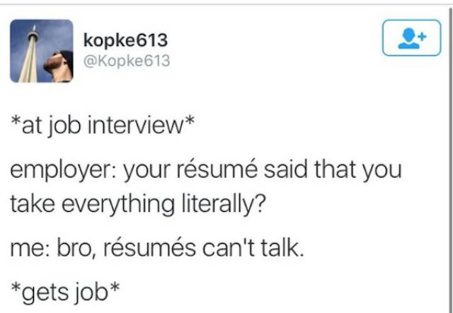 Job Interview Memes (31 pics)